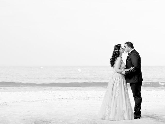 Mahul and Pooja's Wedding in Daytona Beach, Florida 154