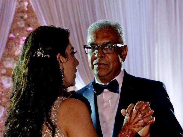 Mahul and Pooja's Wedding in Daytona Beach, Florida 156