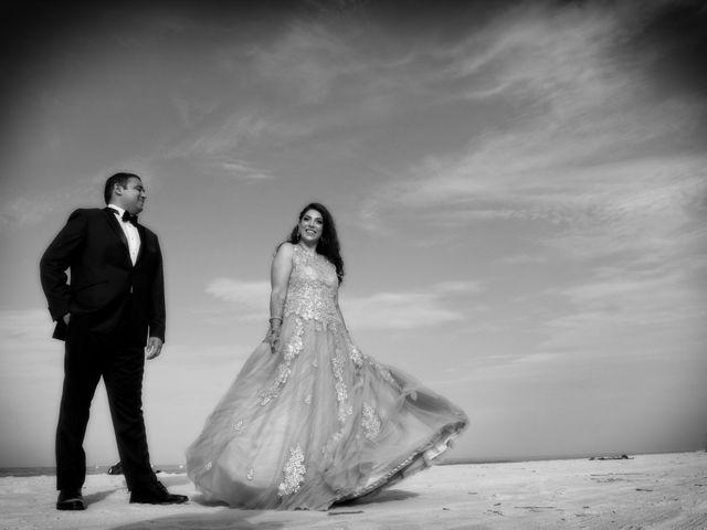 Mahul and Pooja's Wedding in Daytona Beach, Florida 157