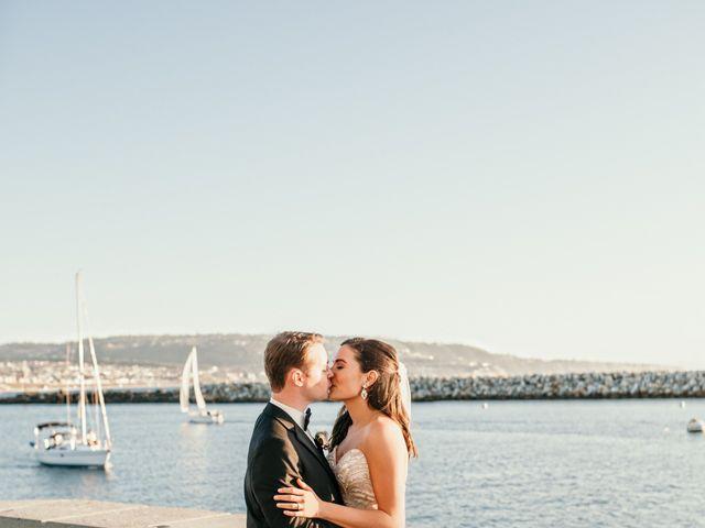 Matthew and Rebecca's Wedding in Redondo Beach, California 68