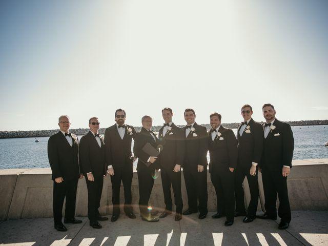 Matthew and Rebecca's Wedding in Redondo Beach, California 17