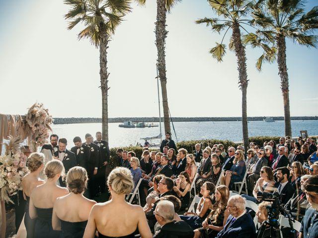 Matthew and Rebecca's Wedding in Redondo Beach, California 22