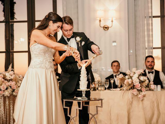 Matthew and Rebecca's Wedding in Redondo Beach, California 56