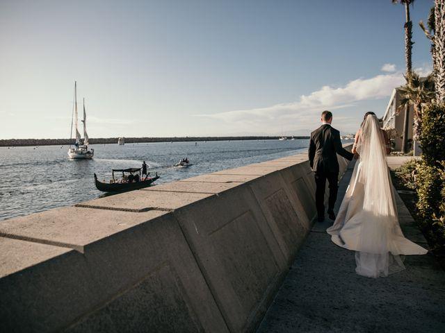 Matthew and Rebecca's Wedding in Redondo Beach, California 61