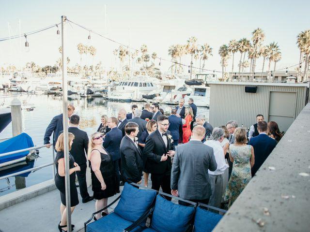 Matthew and Rebecca's Wedding in Redondo Beach, California 51
