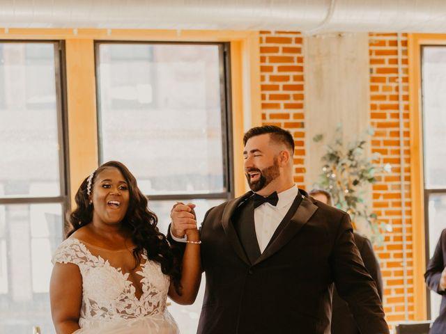 Raphielle and Tim's Wedding in Saint Louis, Missouri 3