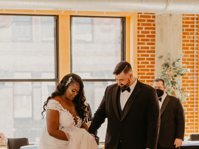 Raphielle and Tim's Wedding in Saint Louis, Missouri 4