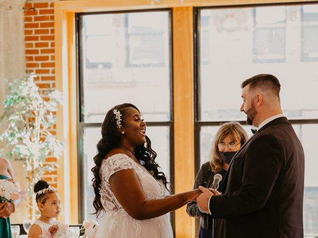 Raphielle and Tim's Wedding in Saint Louis, Missouri 5