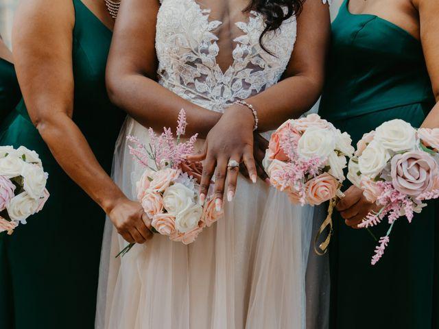 Raphielle and Tim's Wedding in Saint Louis, Missouri 2