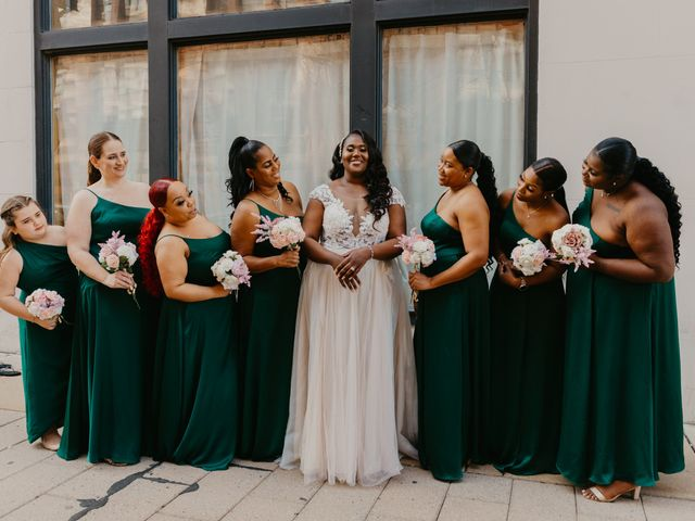 Raphielle and Tim's Wedding in Saint Louis, Missouri 9