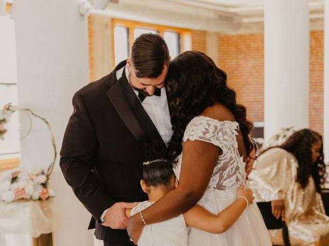Raphielle and Tim's Wedding in Saint Louis, Missouri 10