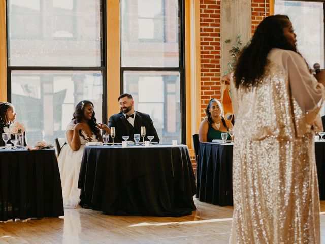Raphielle and Tim's Wedding in Saint Louis, Missouri 11