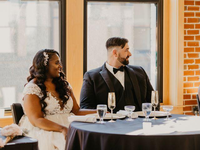 Raphielle and Tim's Wedding in Saint Louis, Missouri 12