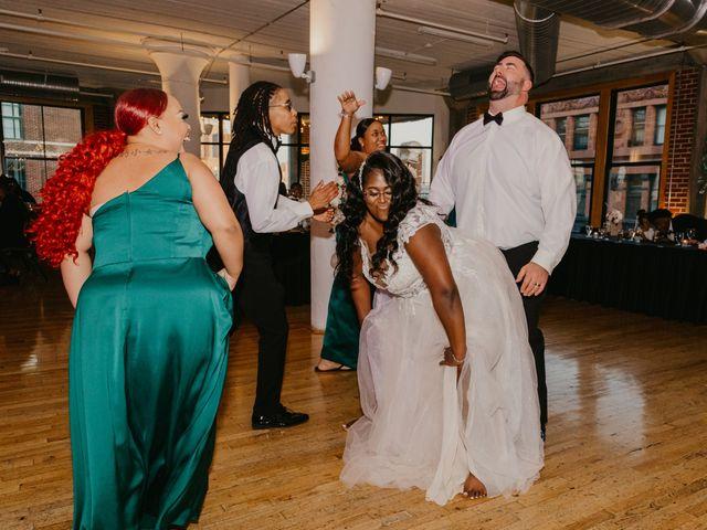 Raphielle and Tim's Wedding in Saint Louis, Missouri 14