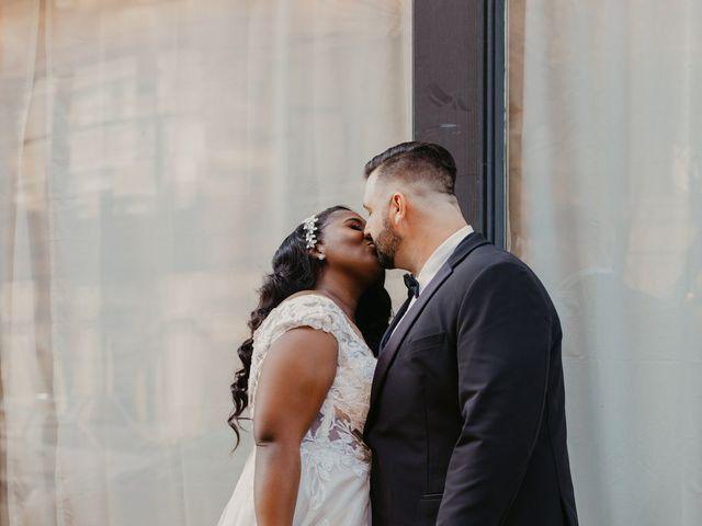 Raphielle and Tim's Wedding in Saint Louis, Missouri 15