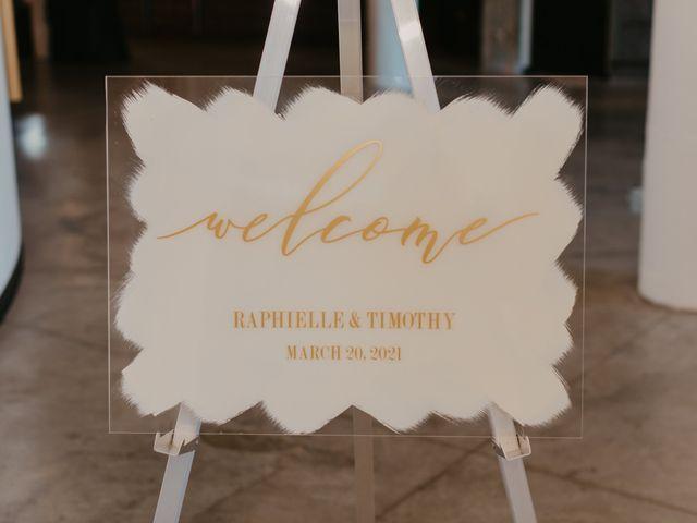 Raphielle and Tim's Wedding in Saint Louis, Missouri 16