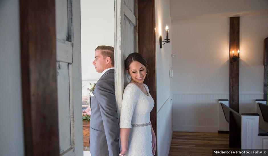 Nathan and Alexandra's Wedding in Dallas, Texas