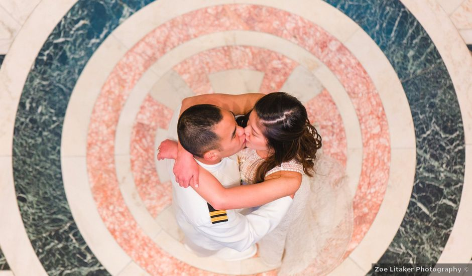 Andrew and Janice's Wedding in Annapolis, Maryland