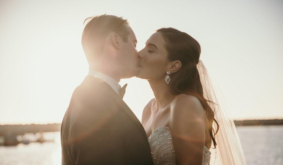 Matthew and Rebecca's Wedding in Redondo Beach, California