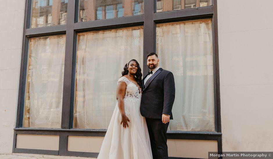Raphielle and Tim's Wedding in Saint Louis, Missouri