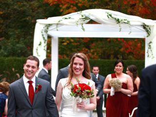 Susan and Eric's Wedding in Sharon, Massachusetts 16