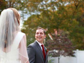 Susan and Eric's Wedding in Sharon, Massachusetts 7