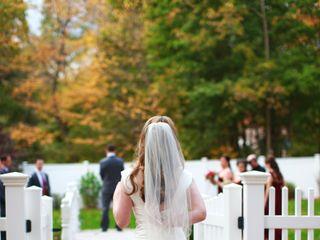 Susan and Eric's Wedding in Sharon, Massachusetts 5