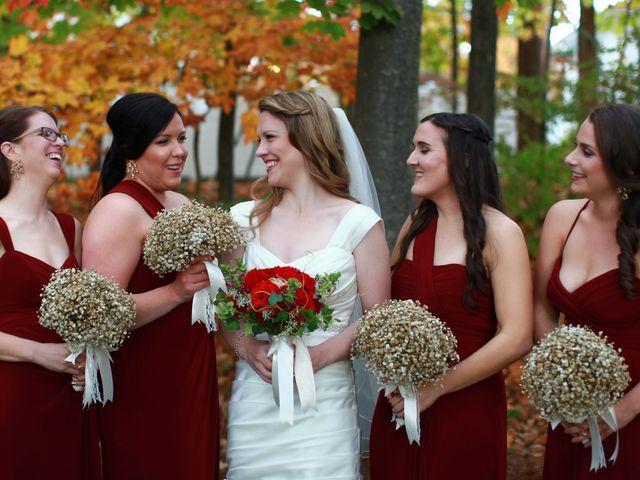 Susan and Eric's Wedding in Sharon, Massachusetts 1