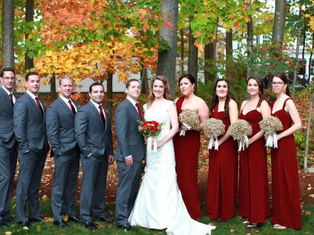 Susan and Eric's Wedding in Sharon, Massachusetts 8