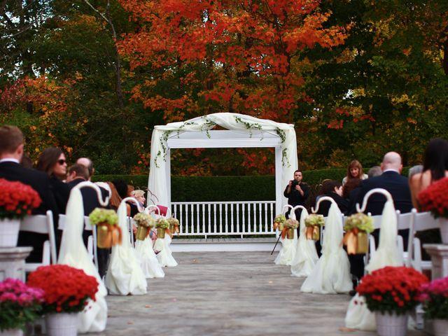 Susan and Eric's Wedding in Sharon, Massachusetts 10
