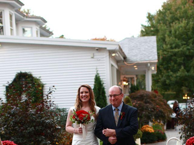 Susan and Eric's Wedding in Sharon, Massachusetts 12