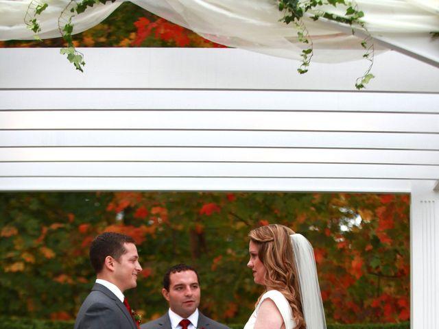 Susan and Eric's Wedding in Sharon, Massachusetts 14