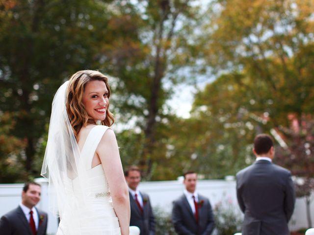 Susan and Eric's Wedding in Sharon, Massachusetts 6