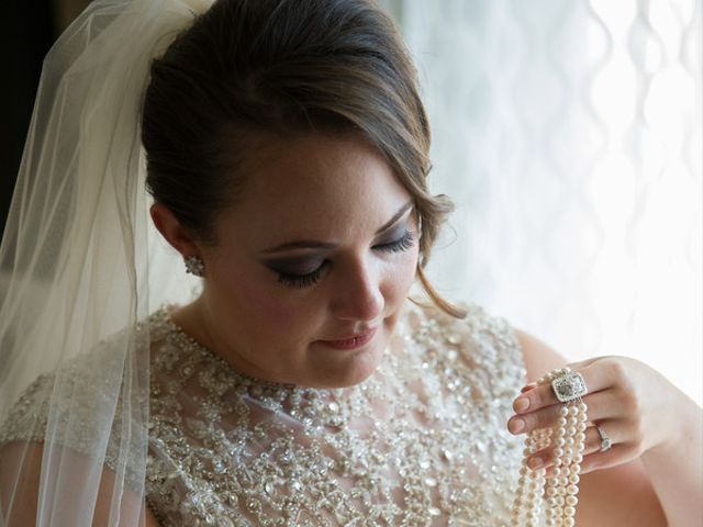 Courtney and James's Wedding in Tampa, Florida 4