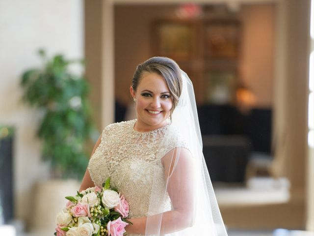 Courtney and James's Wedding in Tampa, Florida 6