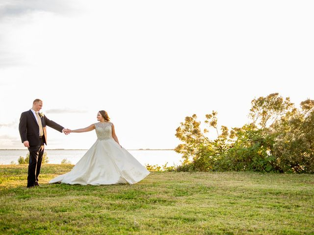 Courtney and James's Wedding in Tampa, Florida 15