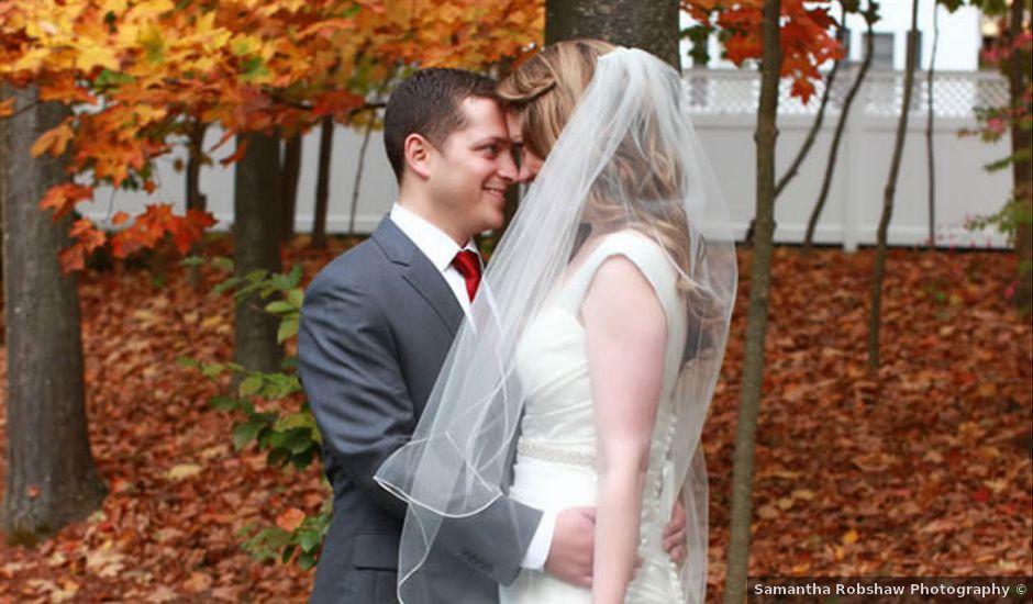 Susan and Eric's Wedding in Sharon, Massachusetts