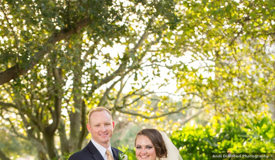 Courtney and James's Wedding in Tampa, Florida