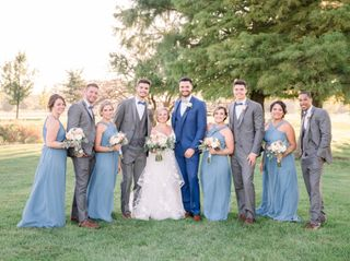 Jordan and Ashley's Wedding in Tinley Park, Illinois 3