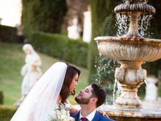 The wedding of Ashley and Ian 2