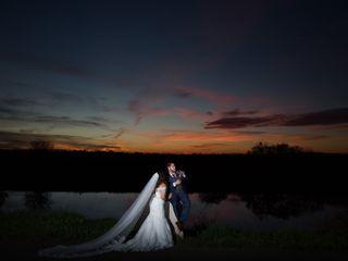 The wedding of Ashley and Ian 3