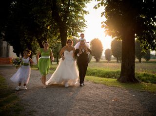 The wedding of Francesca and Michele 2