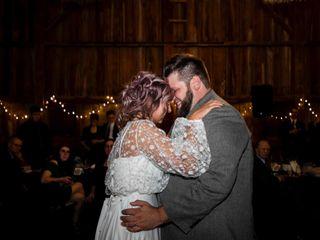 The wedding of Matt and Michelle 1