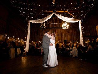 The wedding of Matt and Michelle 2