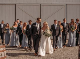 The wedding of Nita and Connor 2