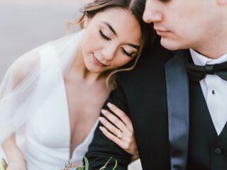 The wedding of Pheonix and Jared