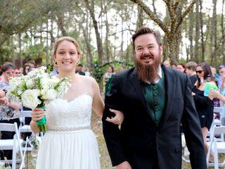 The wedding of Marissa and Chris 2