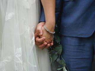 The wedding of Sara and Noel 2