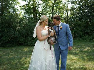 The wedding of Sara and Noel