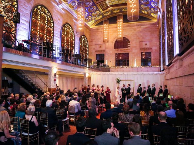 Kevin and Justina's Wedding in Philadelphia, Pennsylvania 1